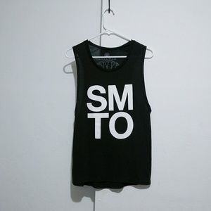 Soulcycle tank top SMTO Size M Great condition